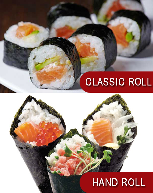 Classic Sushi Roll