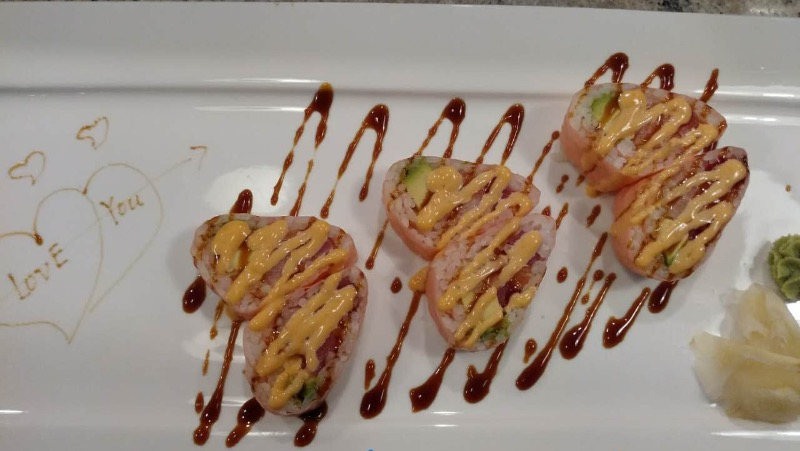 6. Pink Lady Roll Image