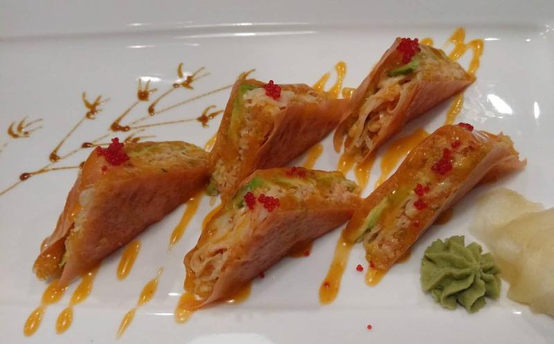 25. Sushi Sandwich
