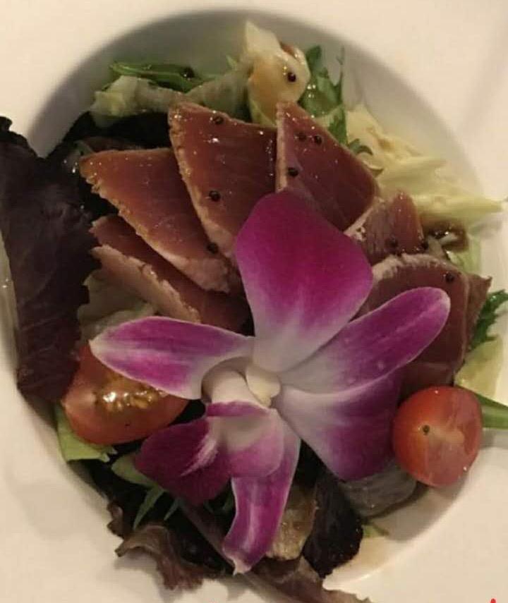 Peppered Tuna Salad Image