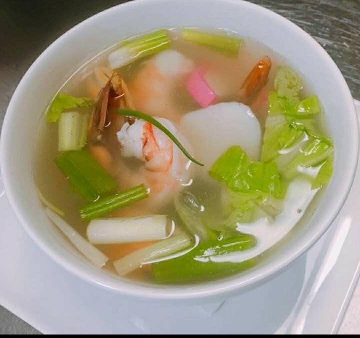 Seafood Soup Image