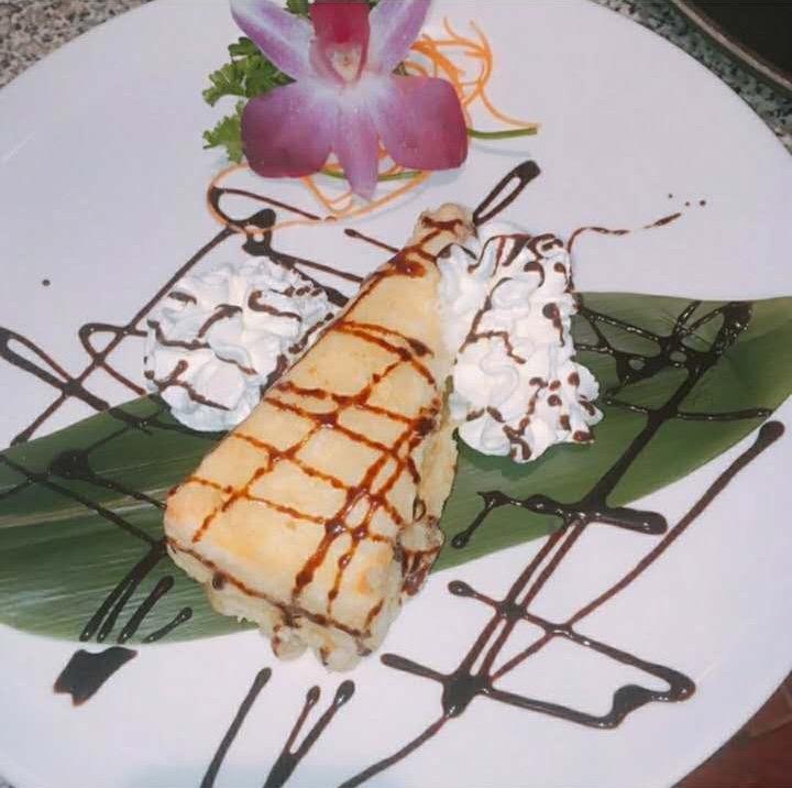 Tempura Cheese Cake Image