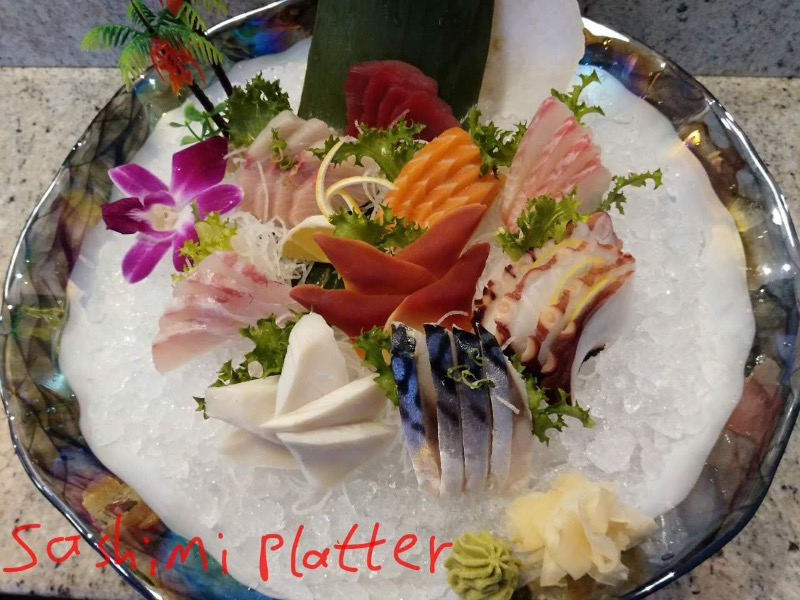 Sashimi Platter Image