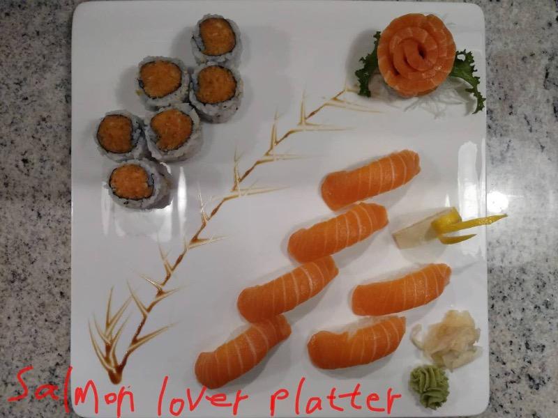 Salmon Lover Platter Image