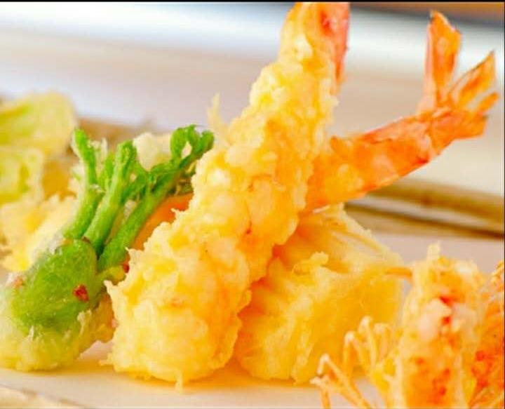Shrimp Tempura (App)