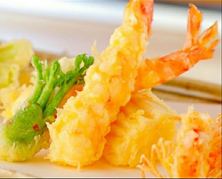 Shrimp Tempura (Dinner)