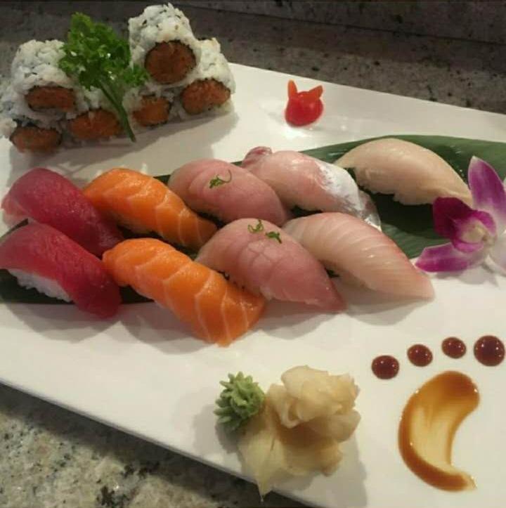 Sushi Dinner Image