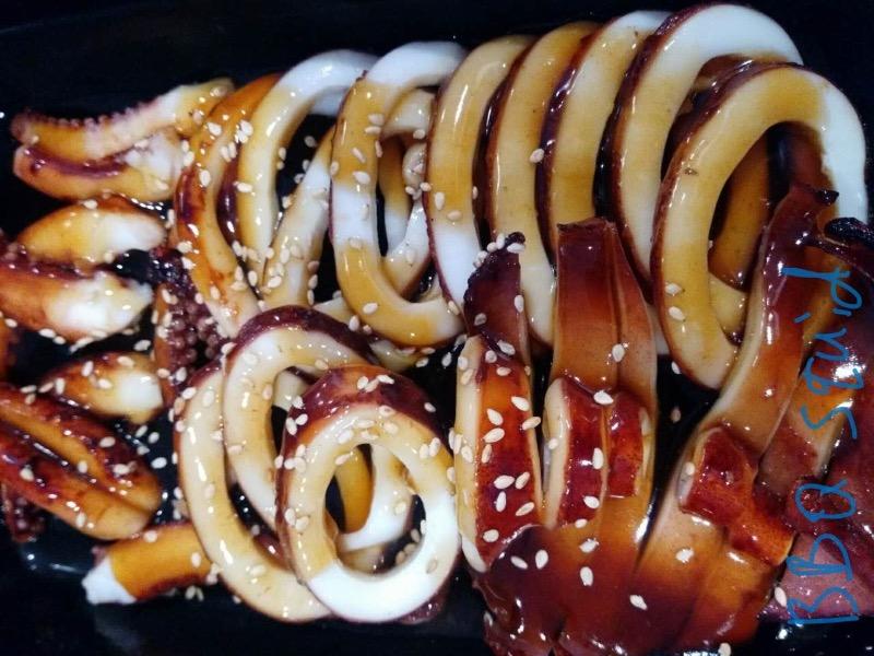 BBQ Squid Image