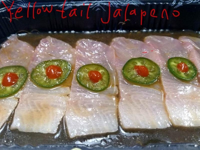 Yellowtail Jalapeno