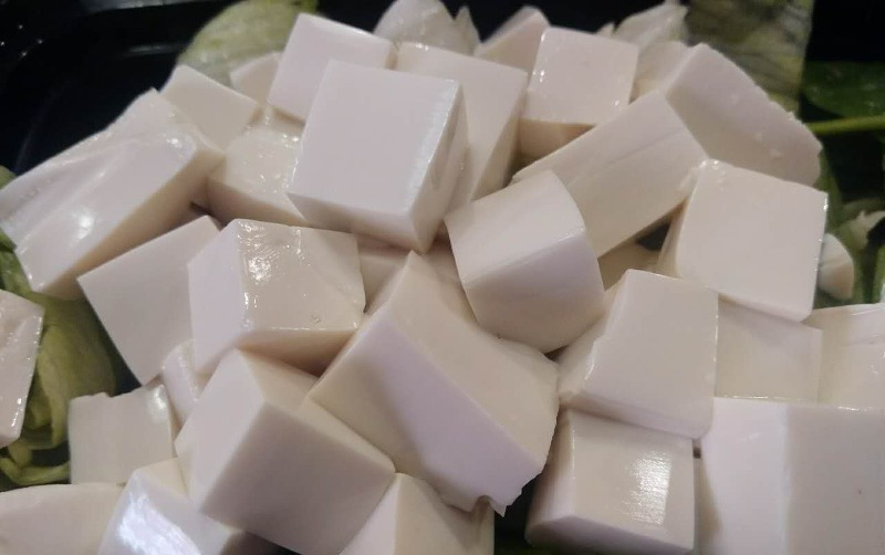 Steam Tofu Image