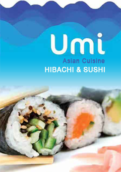 Umi Asian Cuisine - Newport
