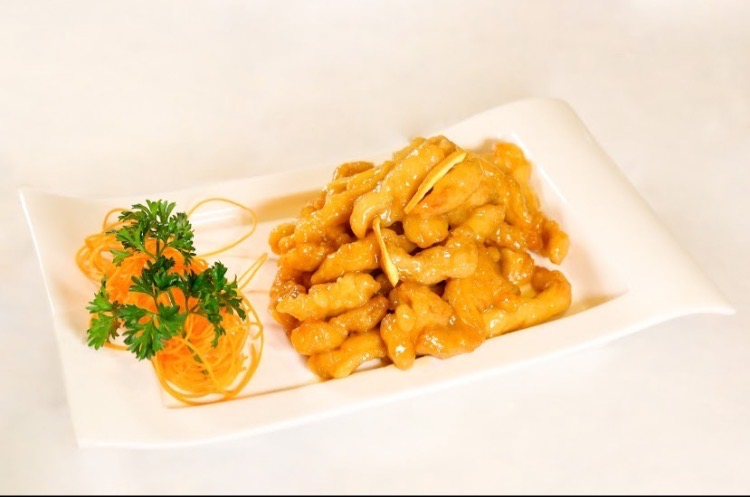6. Orange Chicken Image