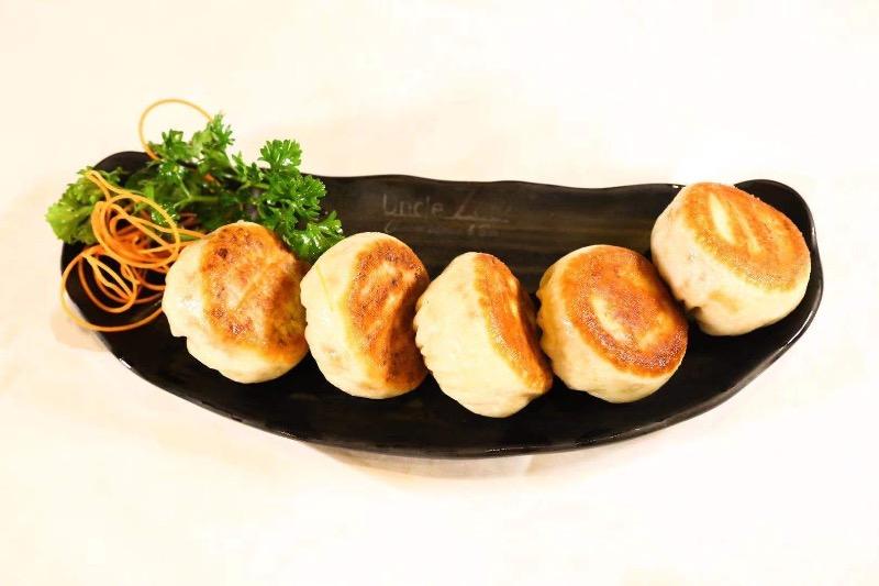 3. Fried Special Pork Bun (5 pcs)