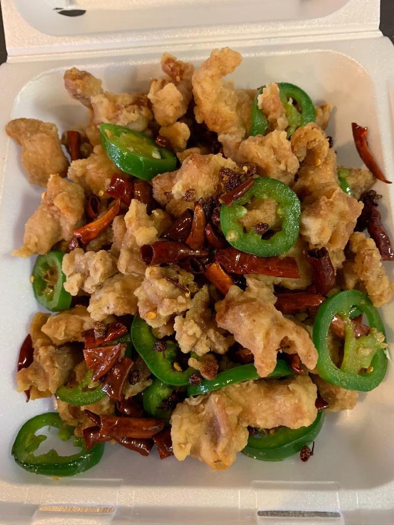 5. Hot Spicy Boneless Chicken Image