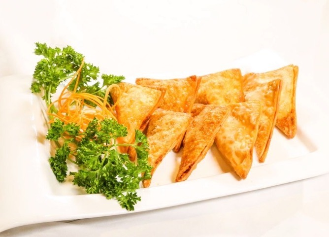 2. Crab Cheese Wontons (8 pcs) Image