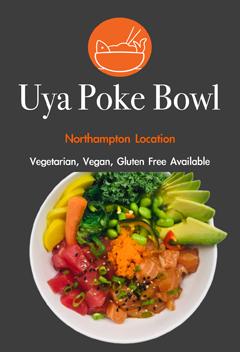 Uya Poke Bowl - Northampton