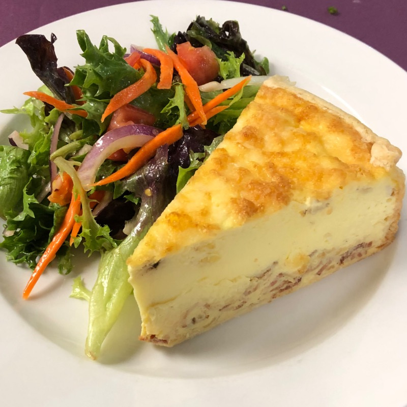 Quiche of the Day