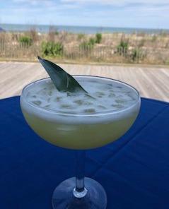 Charred Pineapple Margarita