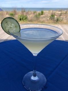 English Garden Cocktail Image