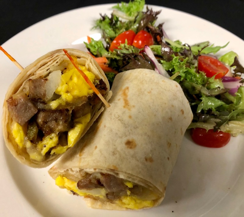 Breakfast Wrap Image