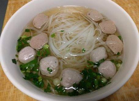 Meatball Pho Image