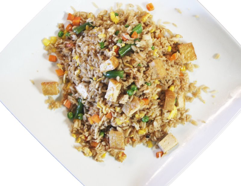 Tofu Fried Rice Image