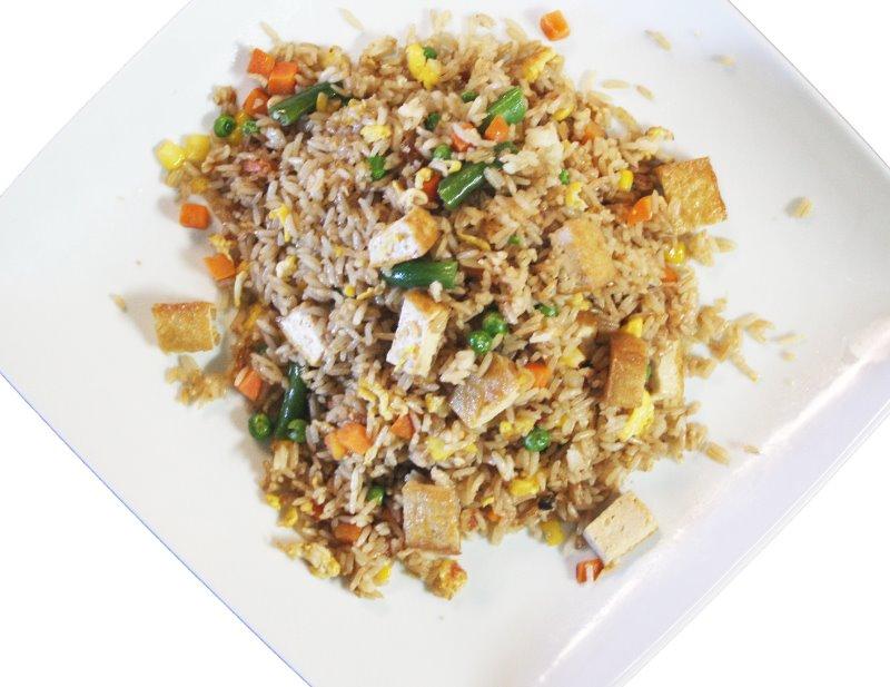 Tofu Fried Rice Image