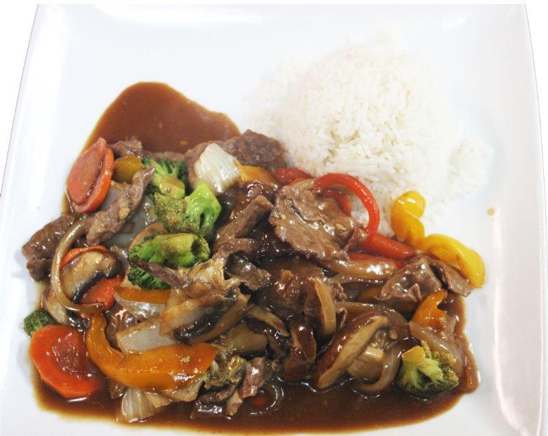 Stir fry vegetables Image