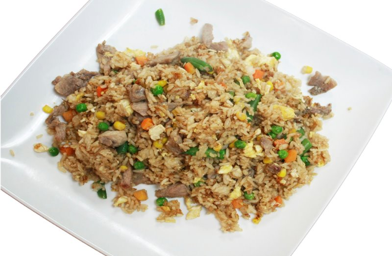 Pork Fried Rice Image