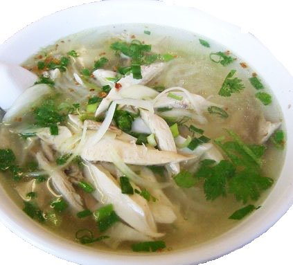 Chicken Pho Image
