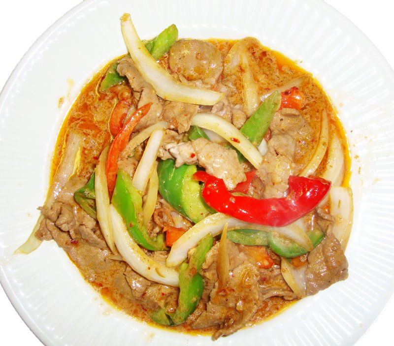 Sate Beef Curry Image
