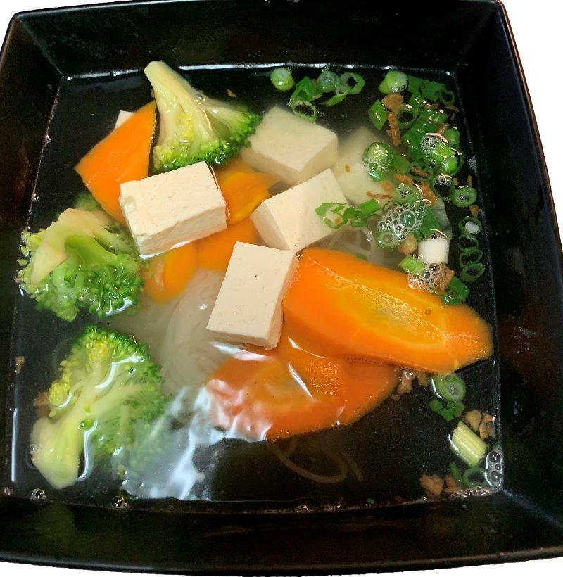 Vegetarian Pho(vegan) Image
