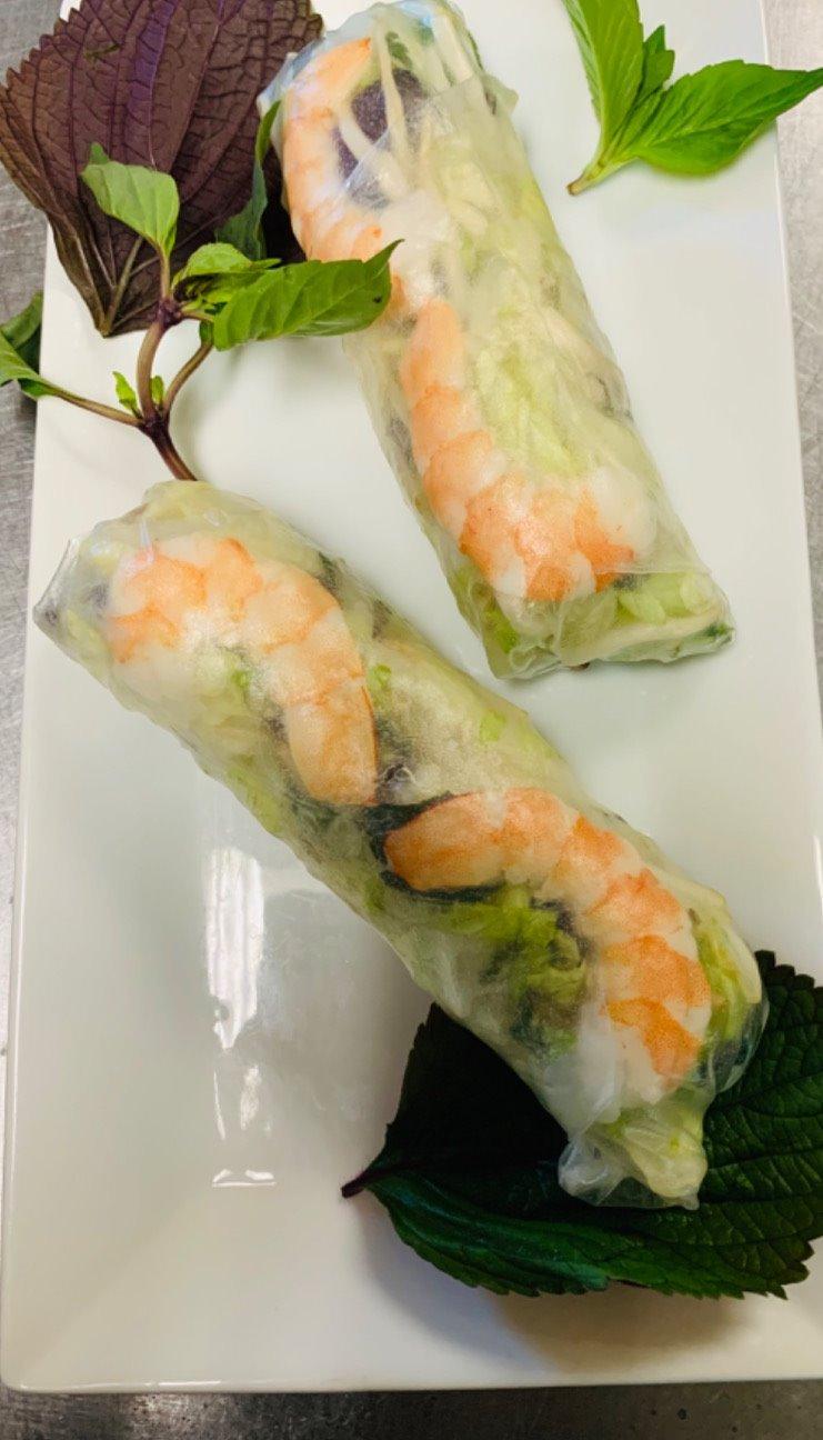 Shrimp Spring Roll Image