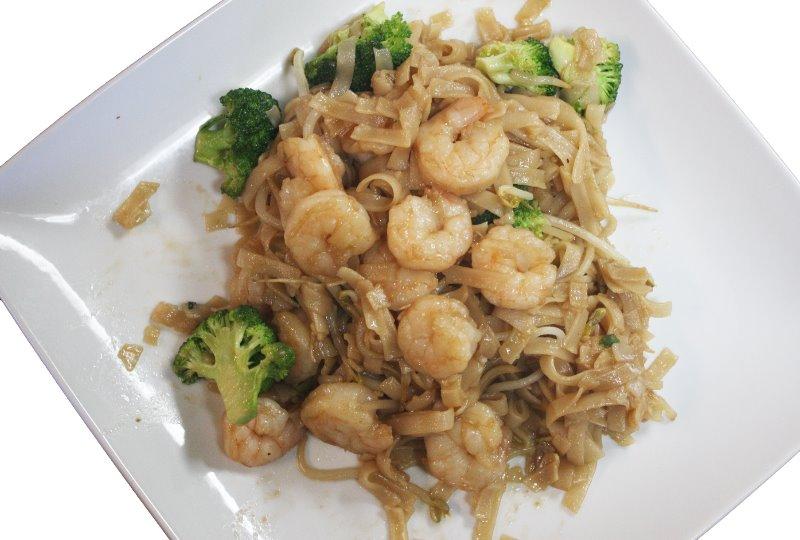 Street Noodles( drunken noodles)