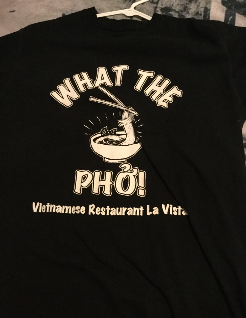 What the phở shirt Image