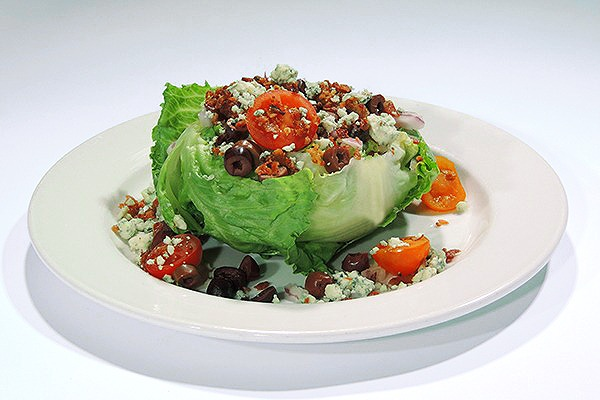 Bacon & Bleu Wedge Salad Image