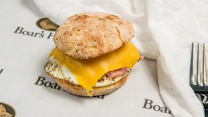 The Breakfast Sandwich I Image