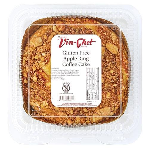 Apple Ring Coffee Cake Image