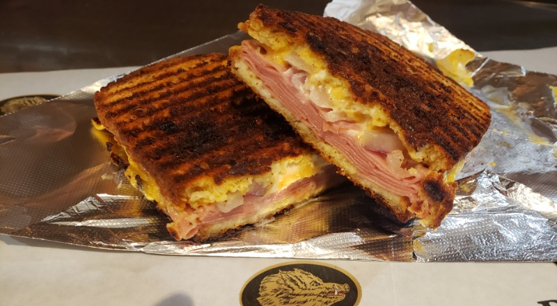 The Sandwich of the Month - The Grilled Bologna & Cheese Image