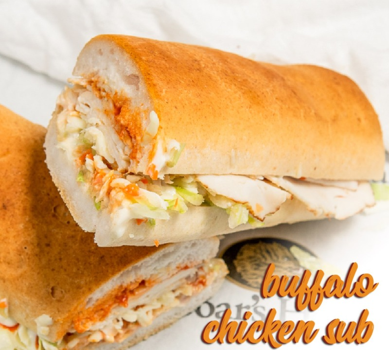 The Sandwich of the Month - The Buffalo Chicken Sub Image