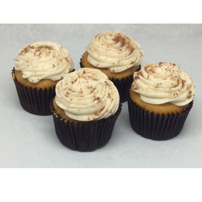 Pumpkin Spice Cupcakes Image