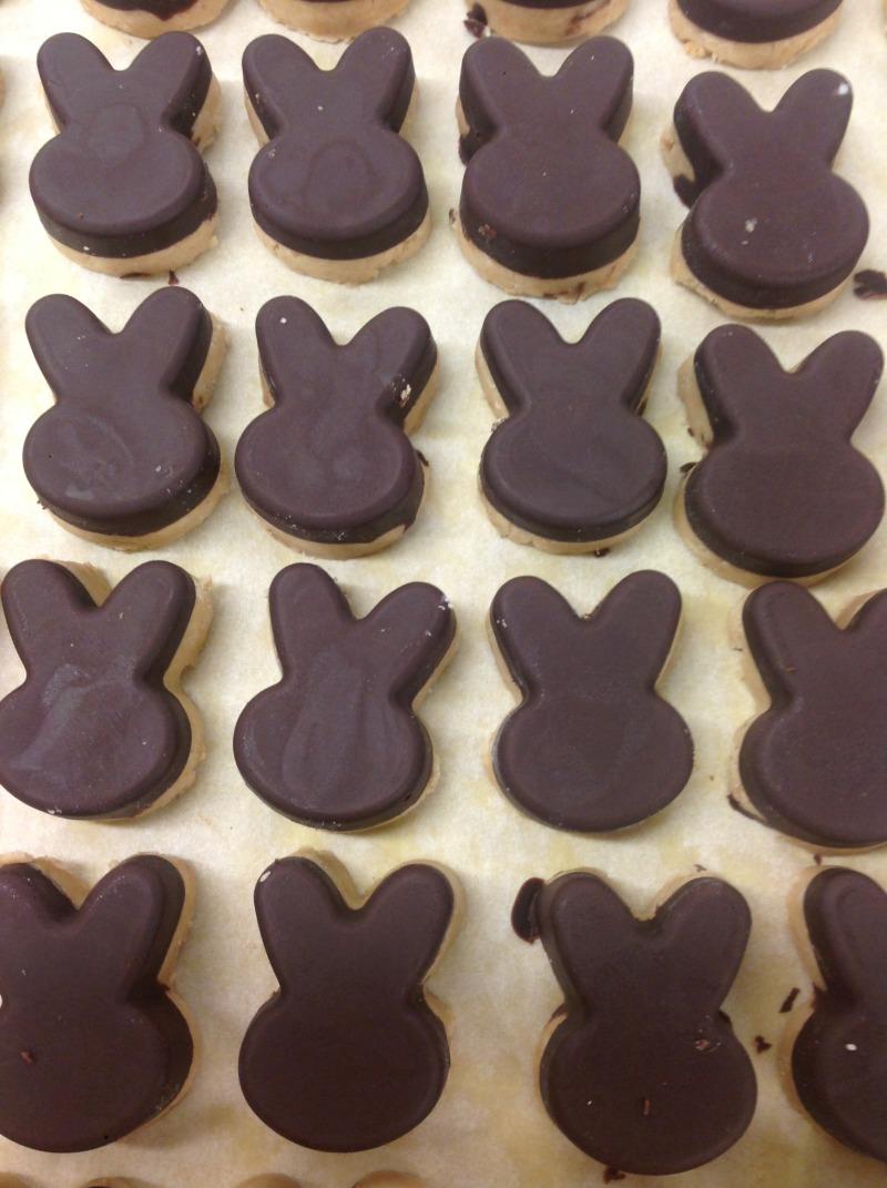 Peanut Butter Bunnies Image