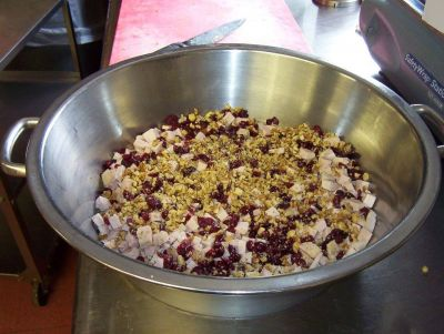Turkey Salad Image