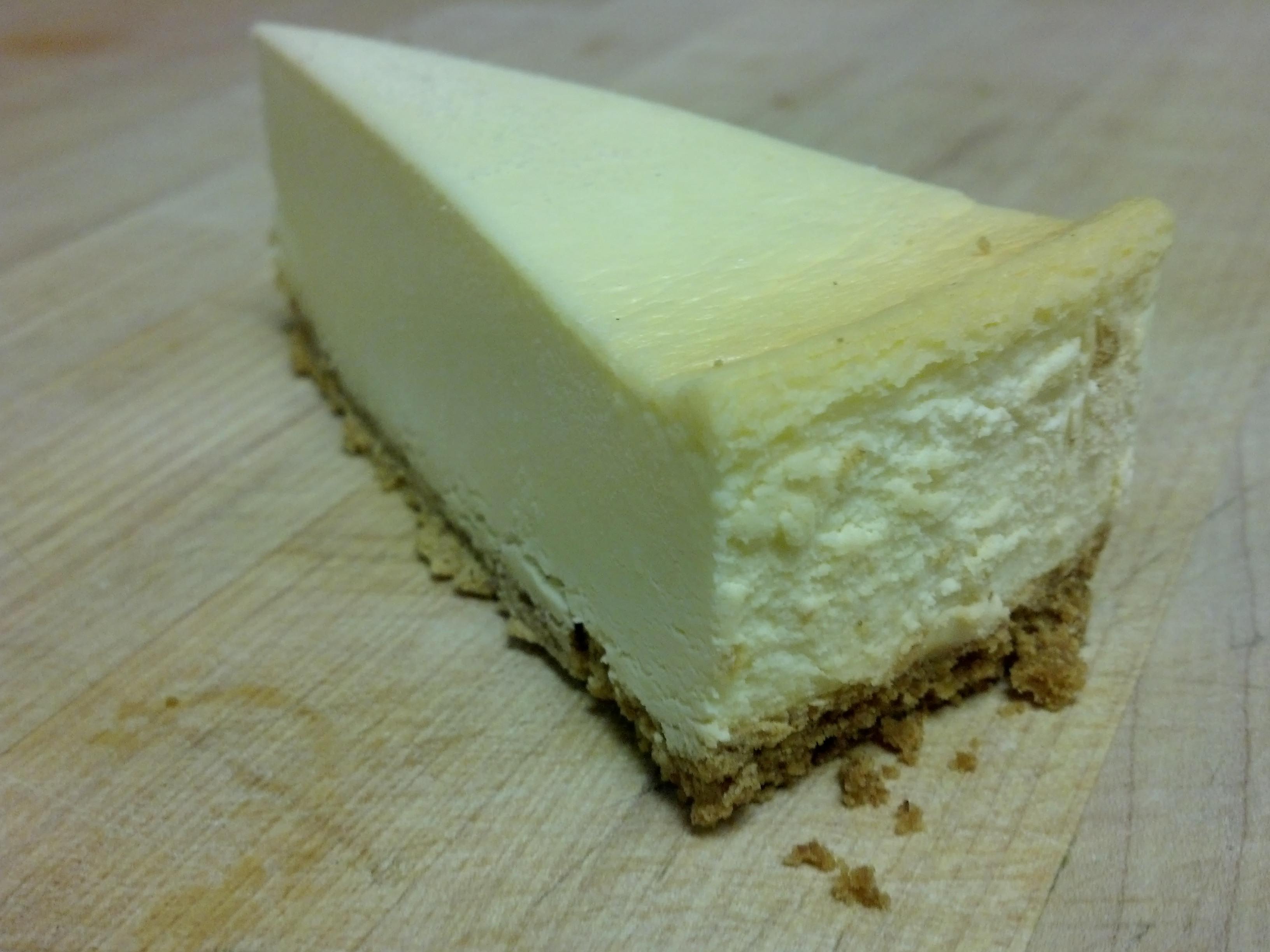 Plain Cheesecake Image