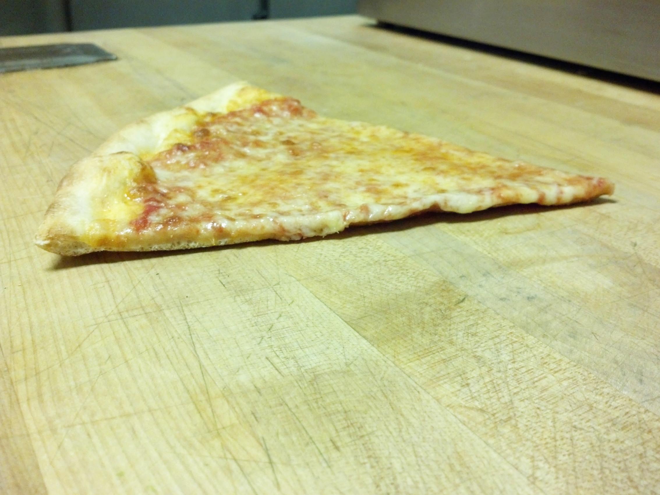 Neapolitan Cheese Slice Image