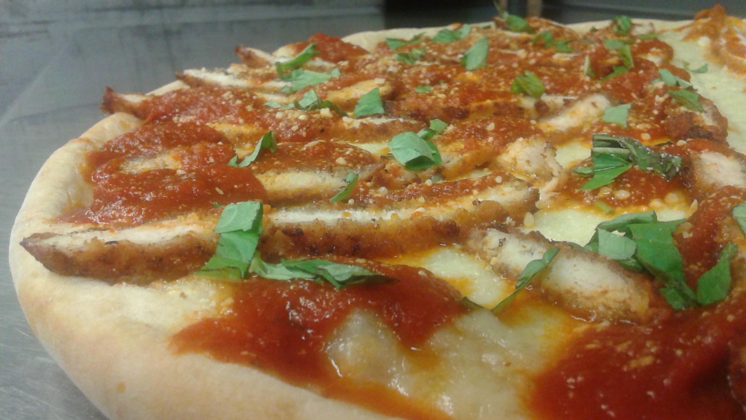 Chicken Parmesan Neapolitan Image