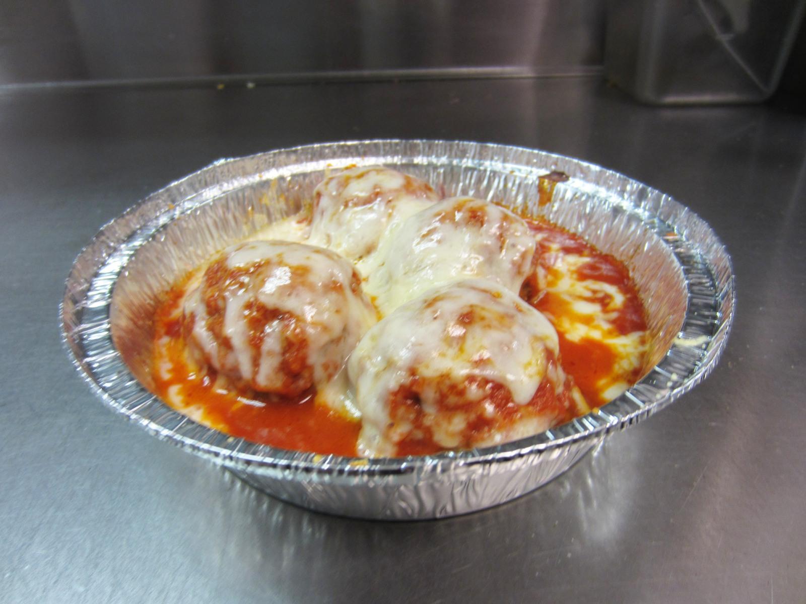 Side of Meatballs (4) Image
