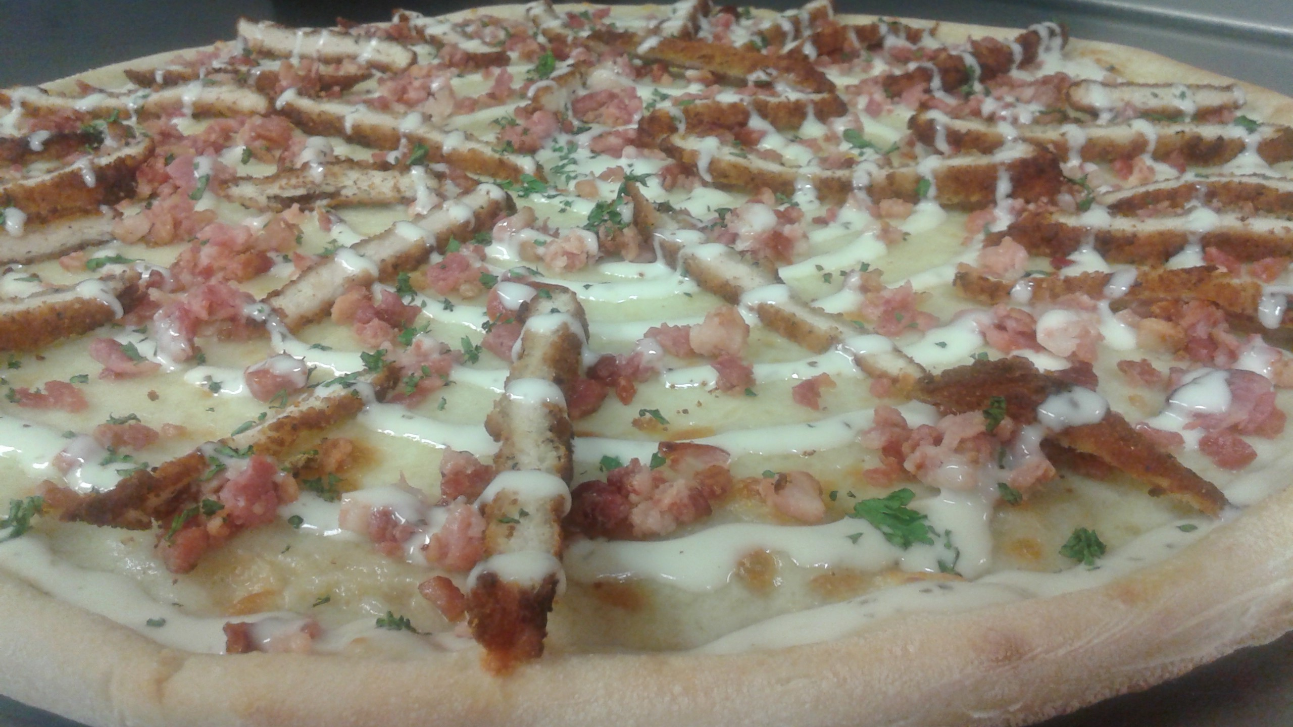 Chicken Bacon Ranch Neapolitan Image