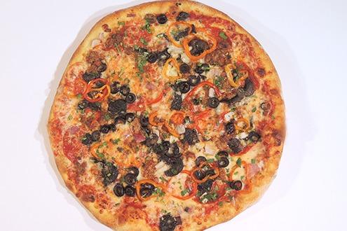The Picasso Pizza