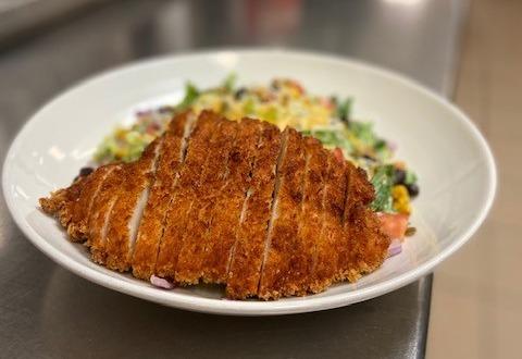 S.W. Crispy Chicken Salad
